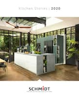 Catalogue Cuisines Schmidt en cours, Kitchen stories 2020, Page 1