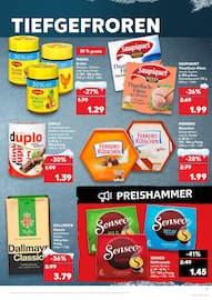 Aktueller Kaufland Prospekt, Die neue Preiszeit ist da!, Seite 3