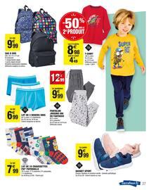 Catalogue Carrefour Market en cours, Le meilleur de la rentrée moins chère, Page 27