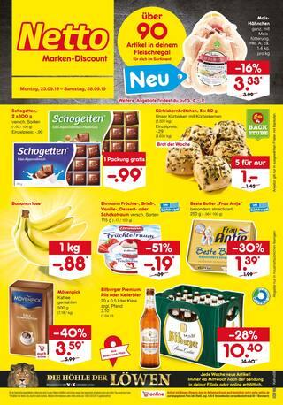 Aktueller Netto Marken-Discount Prospekt, Aktuelle Angebote, Seite 1
