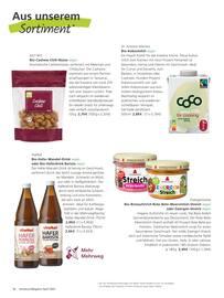Aktueller Alnatura Prospekt, Magazin, Seite 12