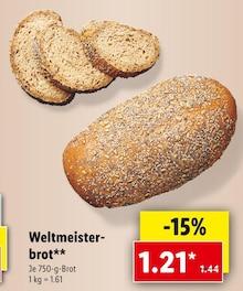 Backwaren im aktuellen Lidl Prospekt für 1.21€