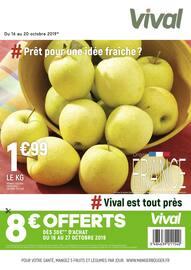 Catalogue Vival en cours, # Prêt pour une idée fraîche ?, Page 1