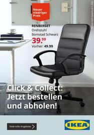 Aktueller IKEA Prospekt, Click & Collect: Jetzt bestellen und abholen!, Seite 1