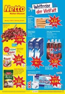 Netto Marken-Discount, WELTREISE DER VIELFALT für Freden (Leine)