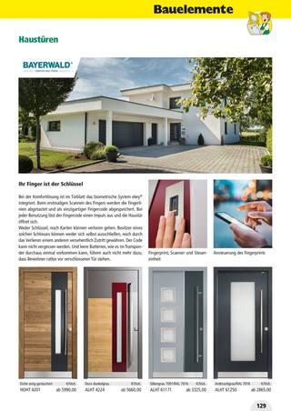 Aktueller Holz Possling Prospekt, Holz- & Baukatalog, Seite 129