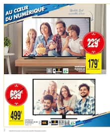 Catalogue Carrefour Market en cours, Des prix bas pour de la high-tech, Page 2