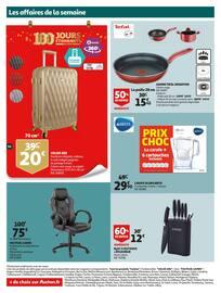 Catalogue Auchan en cours, C'est bientôt Noël, Page 54