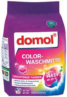 Waschmittel von Domol im aktuellen Rossmann Prospekt für 2.49€