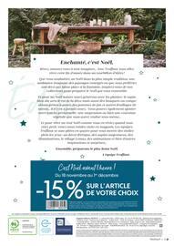 Catalogue Truffaut en cours, Un Noël enchanté, Page 3