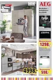 Aktueller Möbel Inhofer Prospekt, Europas größte Küchenwelt, Seite 17