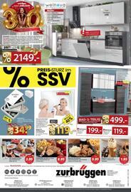 Aktueller Zurbrüggen Prospekt, Preissturz im SSV! , Seite 16