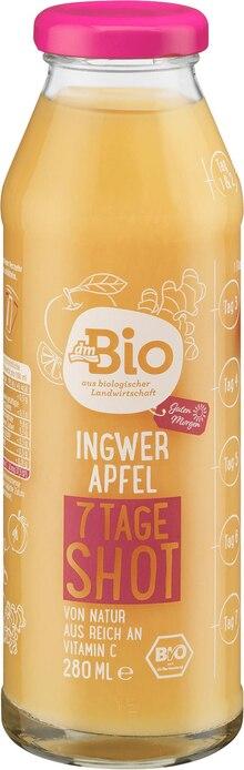 Ingwer Apfel 7 Tage Shot Angebot: Im aktuellen Prospekt bei dm-drogerie markt in Velbert