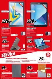 Aktueller Media-Markt Prospekt, Top Technik von Samsung., Seite 6