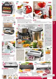 Catalogue Maison à Vivre en cours, Côté cuisine, Page 5