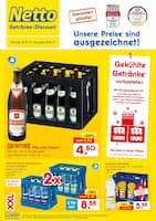 Aktueller Netto Getränke-Markt Prospekt, Unsere Preise sind ausgezeichnet, Seite 1
