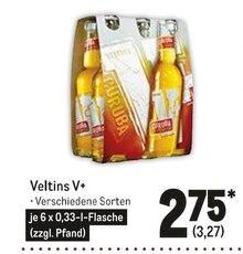 Bier im aktuellen Metro Prospekt für 3.27€