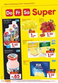 Aktueller Netto Marken-Discount Prospekt, Frühlingshafte Angebote, Seite 22