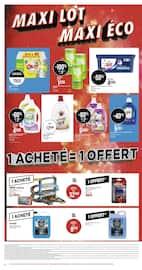 Catalogue Géant Casino en cours, Maxi lot, maxi éco, Page 6