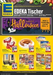 EDEKA Prospekt für Lauda-Königshofen: Wir lieben Lebensmittel!, 24 Seiten, 24.10.2021 - 30.10.2021