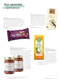 Aktueller Alnatura Prospekt, Magazin, Seite 15