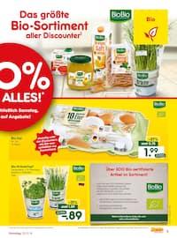 Aktueller Netto Marken-Discount Prospekt, Neueröffnung - 10% auf alles, Seite 3