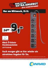 Conrad Electronic, Jeden Tag ein Extra-Angebot! für Berlin