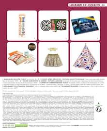 Catalogue Monoprix en cours, Les cadeaux de Noël, Page 63