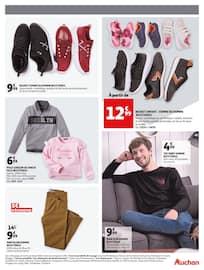 Catalogue Auchan en cours, Vos plus beaux moments inspirent nos meilleurs produits, Page 45