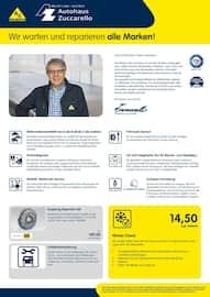 Aktueller AC AUTO CHECK Prospekt, Profil vom Profi!, Seite 2
