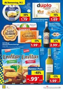 Lebensmittel im Lidl Prospekt Deine XXL Hammer-Angebote auf S. 29