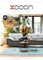 Catalogue Xooon en cours, Le design enfin accessible, Page 1