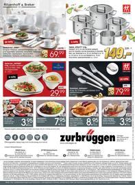 Aktueller Zurbrüggen Prospekt, Zurbrüggen feiert JUBILÄUM!, Seite 12