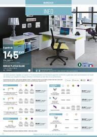 Catalogue Bureau Vallée en cours, Mobilier de bureau, Page 16