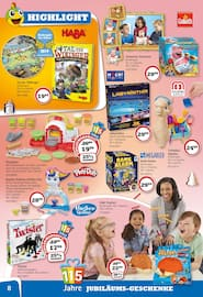 Aktueller VEDES Prospekt, Heisse Ideen für coole Geschenke, Seite 8