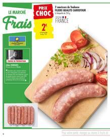 Catalogue Carrefour en cours, Manger mieux moins cher !, Page 12