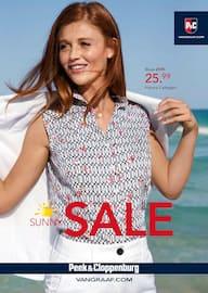 Aktueller Peek&Cloppenburg Prospekt, Sunny Sale, Seite 1