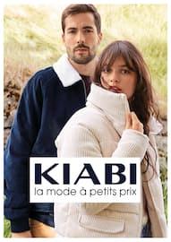 Catalogue Kiabi en cours, Collection Automne - Hiver 2019/2020, Page 1