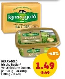 Butter von KERRYGOLD im aktuellen Penny-Markt Prospekt für 1.49€