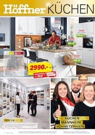 Aktueller Höffner Prospekt, Küchen-Spezial, Seite 6