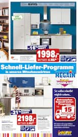 Aktueller Möbel Inhofer Prospekt, KÜCHENEINRICHTUNG, Seite 9