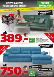 Aktueller Seats and Sofas Prospekt, Black Week Deals, Seite 25