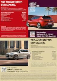 Aktueller Volkswagen Prospekt, Black Weeks, Seite 12