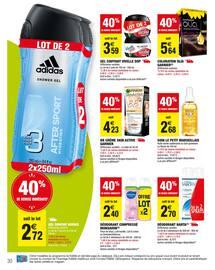 Catalogue Carrefour Market en cours, La rentrée encore moins chère, Page 30