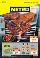 Aktueller Metro Prospekt, Food, Seite 1