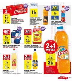 Catalogue Carrefour Market en cours, Le mois 100% gagnant, Page 41