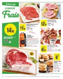 Catalogue Carrefour Market en cours, La rentrée encore moins chère, Page 20