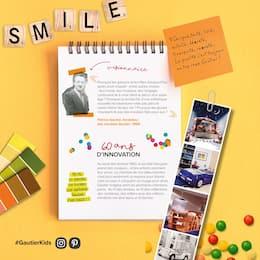 Catalogue Gautier en cours, Le mois du junior, Page 2
