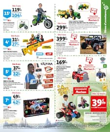 Catalogue Auchan en cours, Des jouets de rêves, Page 45