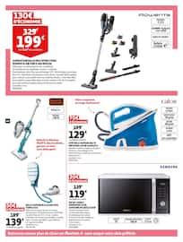 Catalogue Auchan en cours, Nos collaborateurs sont toujours mobilisés pour vous, Page 44